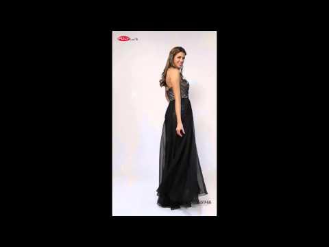 polyusa-6946-black-sequin-mesh-above-the-knee-dress-underneath-a-floor-length-sheer-chiffon-overlay