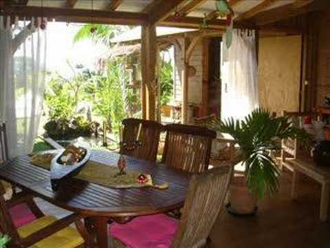 Maison en bois en martinique youtube - Maison en bois en kit martinique ...