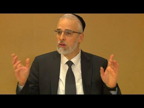 Rabbi Moshe Hauer  - Money and Contemporary Jewish Life - Part1