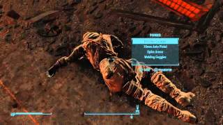 Fallout 4 | Helmeted Cage Armor (ANOTHER LOCATION) (NO COMMENTARY)