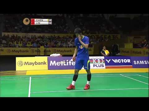Chen Long vs Lin Dan | MS F Match 3 - Maybank Malaysia Open 2015