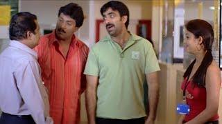 RavI Teja Teasing Dharmavarapu Subramanyam Funny Scene  Latest Comedy Scenes  TFC Comedy Time