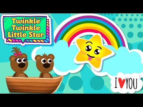 Twinkle Twinkle Little Star  || Baby Shark || Cartoons For Kids || Kids Songs Compilation