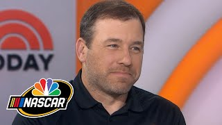 Ryan Newman Joins @today To Discuss Daytona 500 Crash Full Interview | Motorsports On Nbc