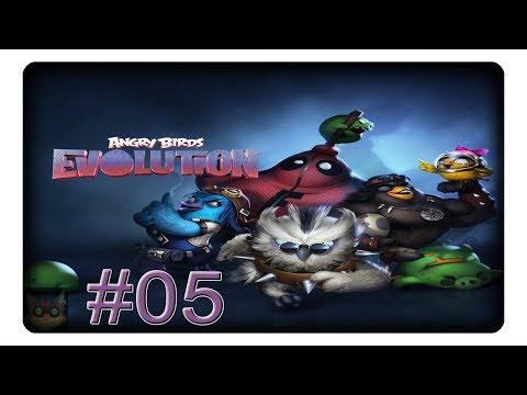 Endlich hab ich dich, du Stecher #05 || Let's Play Angry Birds Evolution | Deutsch | German