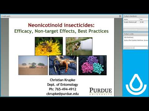 Neonicotinoid Insecticides: Efficacy, Non-target Effects, and Best Management Practices