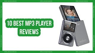 10 Best mp3 player review