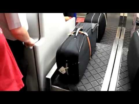 54: At the Check-In Desk - 28th August 2015 (18:42)
