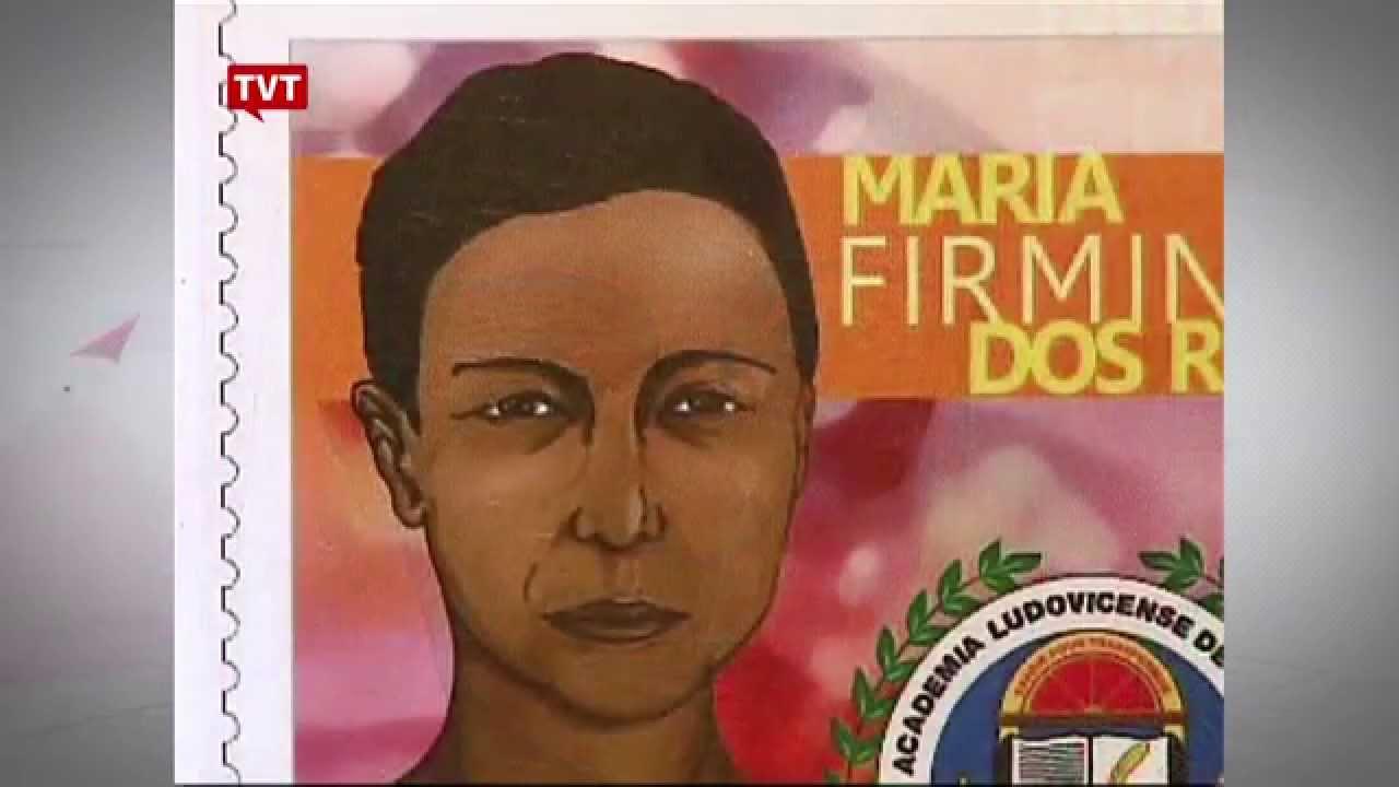 No Maranhão, homenagem à escritora Maria Firmina dos Reis - YouTube