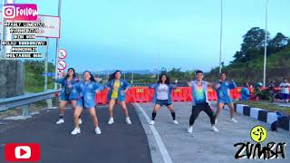Download lagu Dj kiri kanan santuy | tik tok | zumba | dance | fitness | zin virny.zin osin |