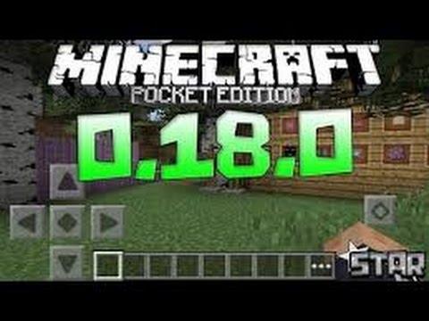 Membahas minecraft pe v0.18.0 - YouTube