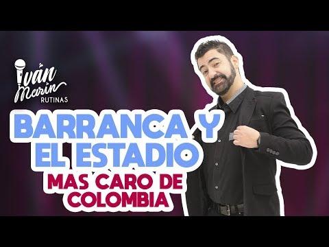 BARRANCA Y EL ESTADIO MÁS CARO DE COLOMBIA
