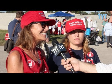 Trump Supporter Defends Slavery as Benevolent