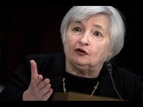 FOMC Meeting Markets Drop 2014 New Fed Chair Lady Yellen Holding Steady