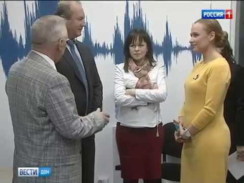 «Дон-ТР» посетил глава администрации Ростова Виталий Кушнарёв