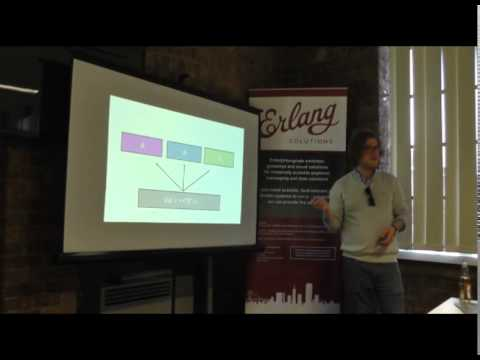 London Erlang User Group meeting -  Choose Your Own Consistency - Christopher Meiklejohn