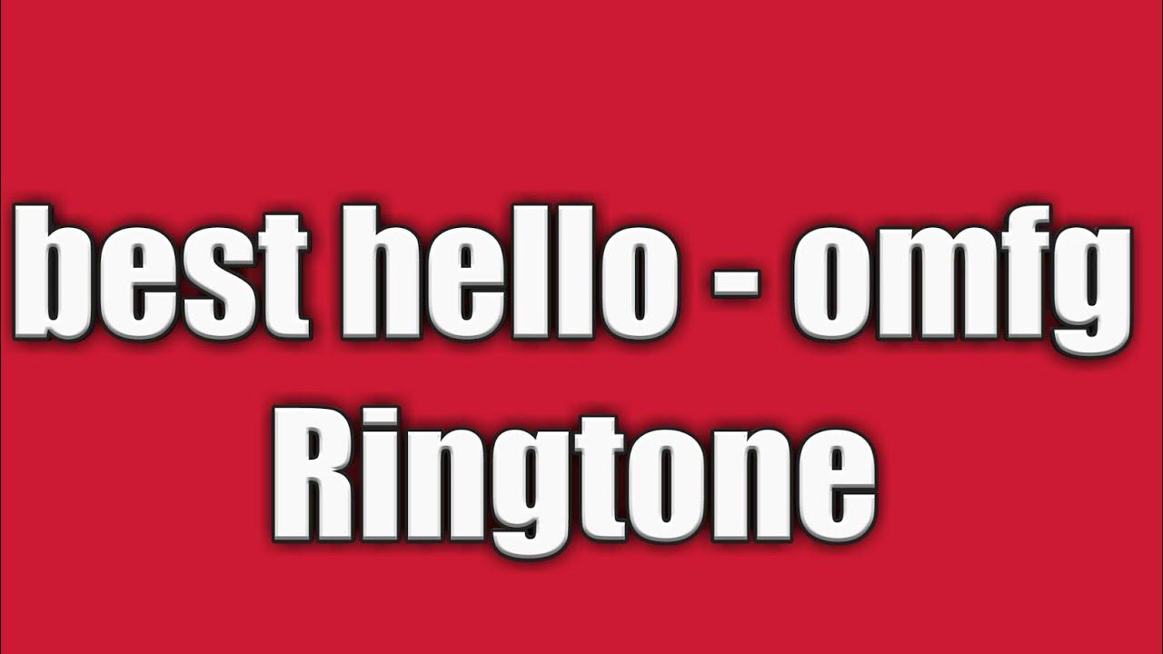 Скачать песня omfg hello.