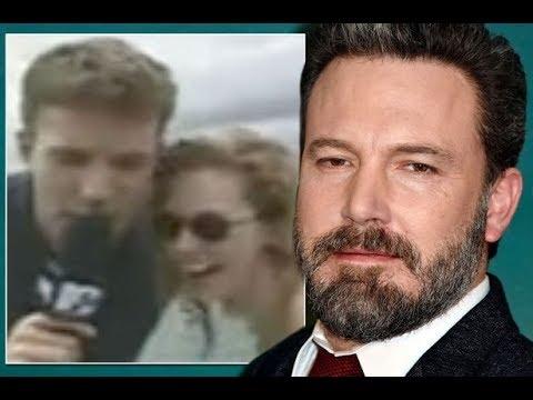 Hilarie Burton claims Ben Affleck groped her on TRL/ Ben Affleck on TRL in 2003 - Hot News