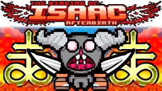 The Binding of Isaac AFTERBIRTH: BRIMSTONE + MONSTRO