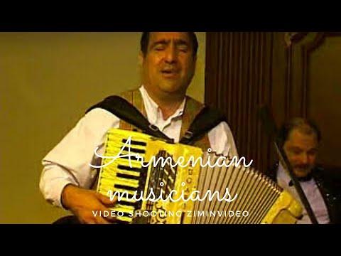 Армянские музыканты - 11 Armenian Musicians Հայ երաժիշտները Erməni Musiqiçilər სომხური Ziminvideo
