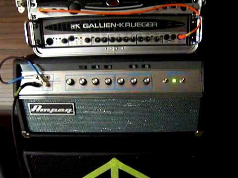 Tube vs Solid State Bass Amps