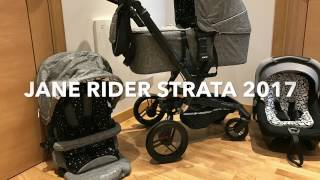 JANE RIDER 2017 review // Carrito Bebe