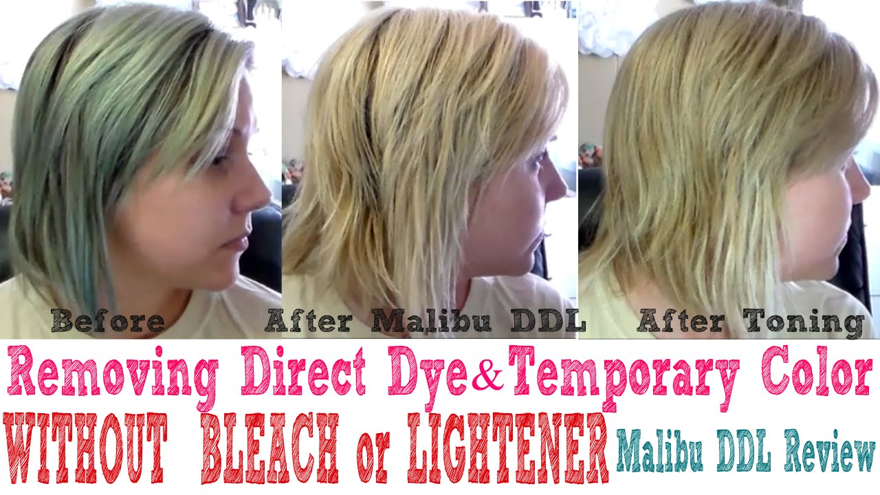 how to remove semi permanent hair color how to remove semi