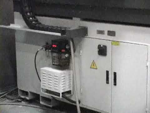 Flow Waterjet mach 100