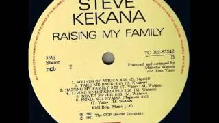 Steve Kekana - Never Never (1981)