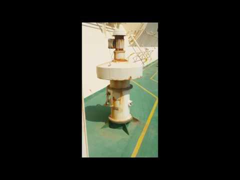 Deck Tour onboard LNG Tanker  part 2