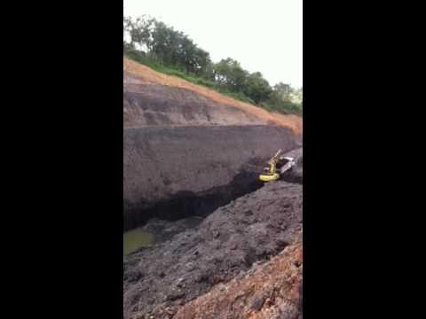 Coal getting