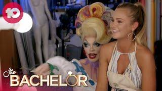 Chelsie's Drag Queen Pep Talk   The Bachelor Australia