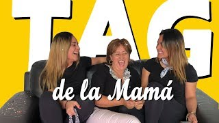 TAG DE LA MAMÁ/NO NOS RECONOCE