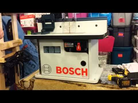 Bosch RA 1171 router table