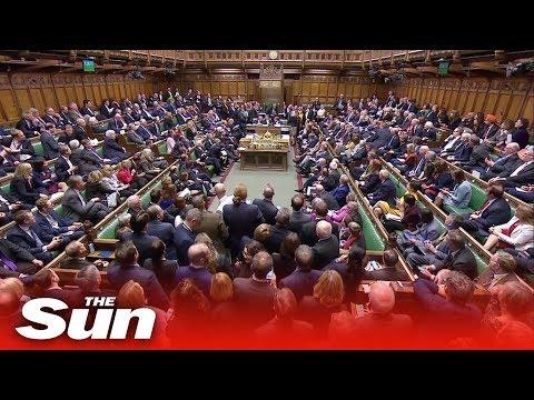 Brexit edges towards the endgame   Parliament LIVE