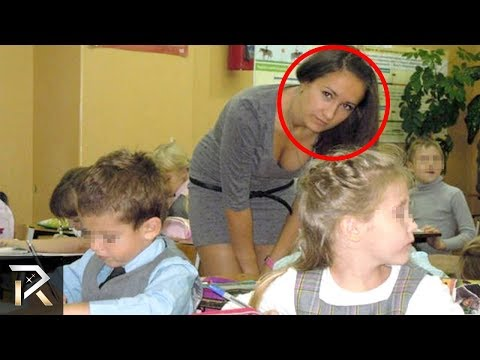 School Teachers Who Are Hiding SECRETS From Students