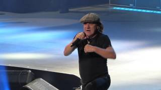 Thunderstruck - AC/DC 2016.02.17 Chicago