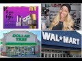 WALMART & DOLLAR TREE BEAUTY HAUL!! | Beauty Box Savings, Charcoal Facial Mask & MORE!!