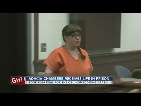 Adacia Chambers Sentenced To Life In Prison