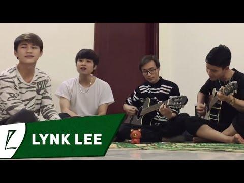 Cơn mưa tuổi thanh xuân - Lynk tập guitar cùng các bạn