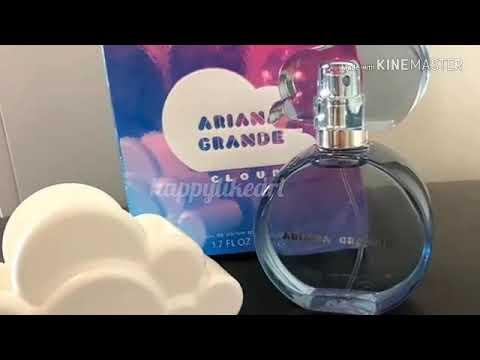 Ariana grande cloud perfume