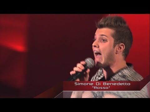 The Voice IT | Serie 2 | Blind 1 | Simone Di Benedetto - #TEAMCARRÀ