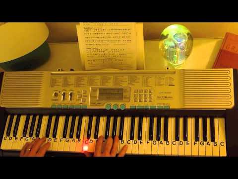 How to Play ~ Unchained Melody ~ The Righteous Brothers ~ LetterNotePlayer ©