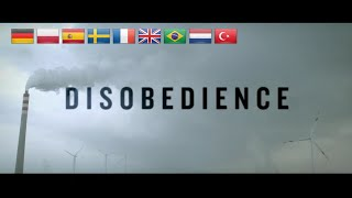 Disobedience - Rise of the global fossil fuel resistance