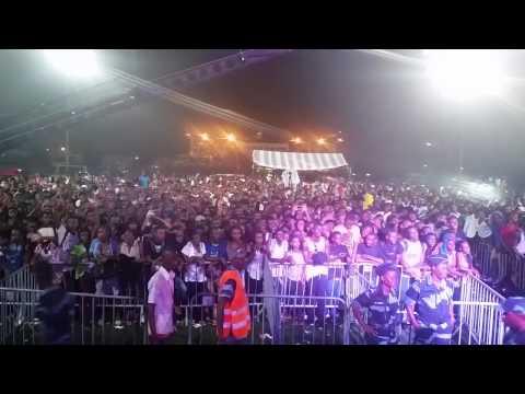 Eddy KENZO Live in Gabon