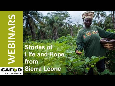Stories of Life and Hope from Sierra Leone