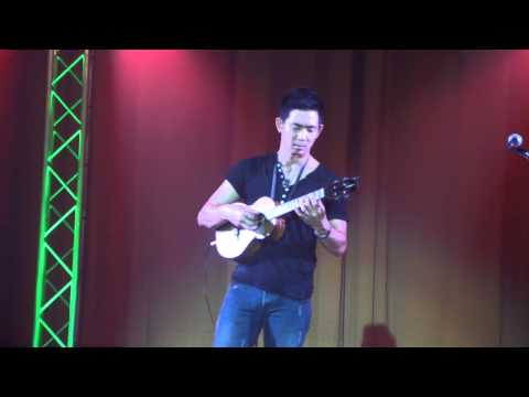 "Jake Shimabukuro Live in Thailand 2013[HD720P]""Gentle Mandolin"""