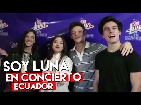 #SoyLunaEnConcierto - Final de gira latinoamericana (Ecuador) / RadioDisneyLA