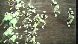 1966:  Notre Dame vs. Purdue