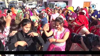 New Rajasthani Marriage dance 2019 Indian Wedding मारवाड़ी डांस village shadi Entertainment Benefits